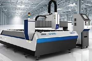 Laser Jet Cutting Machine